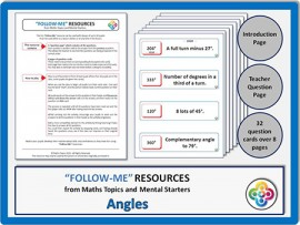 Angles:  Follow Me PDF