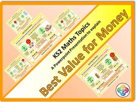 Best Value for Money for KS2