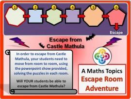 Escape from Castle Mathula
