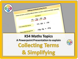Collecting Terms and Simplfying for KS4