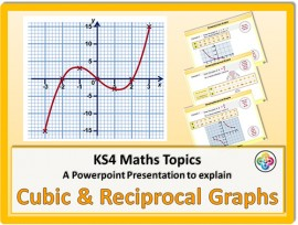 Cubic and Reciprocal Graphs for KS4