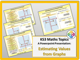 Estimating Values from Graphs for KS3