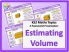 Estimating Volume for KS2