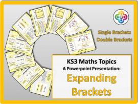 Expanding Brackets for KS3