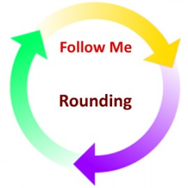 Rounding:  Follow Me PDF: Digital Download