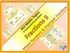 Fractions 5 for KS2