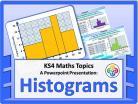 Histograms for KS4