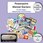 Full KS1 Powerpoint Mental Starters Invoice Pay