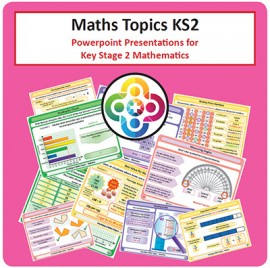 KS2 Maths Topics Instant Pay and Download