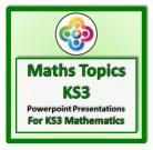 Maths Topics KS3