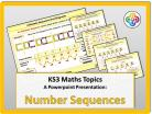 Number Sequences for KS3
