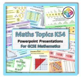 KS4 Maths Topics