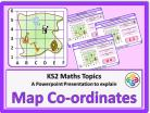 Map Co-ordinates for KS2
