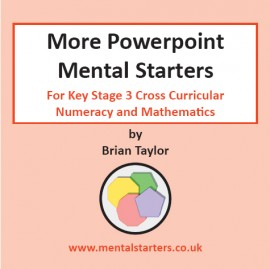 KS3 More Cross Curricular Digital Download
