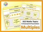 Multiples for KS2