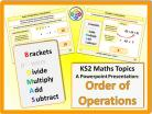 Order of Operations for KS2