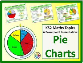 Pie Charts for KS2