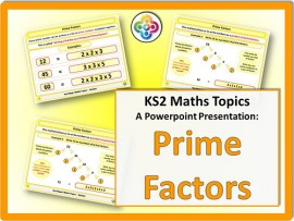 Prime Factors for KS2