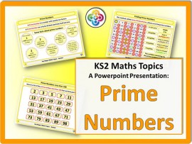 Prime Numbers for KS2