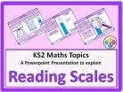 Reading Scales for KS2