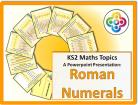 Roman Numerals for KS2