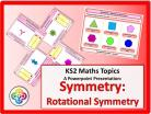 Symmetry: Rotational Symmetry for KS2
