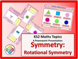 Symmetry: Rotational Symmetry for KS2