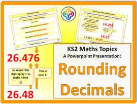 Rounding Decimals for KS2