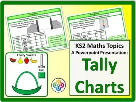 Tally Charts for KS2