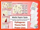 Pythagoras: Theme Park Power Lines
