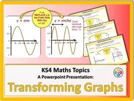 Transforming Graphs for KS4