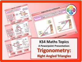 Trigonometry: Right Angled Triangles for KS4