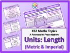 Units: Length (Metric & Imperial) for KS2