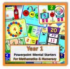 Year 1 Powerpoint Mental Starters