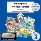 Year 3 Powerpoint Mental Starters Invoice Pay