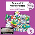 Year 5 Powerpoint Mental Starters Invoice Pay