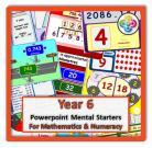 Year 6 Powerpoint Mental Starters