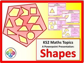 Shapes for KS2