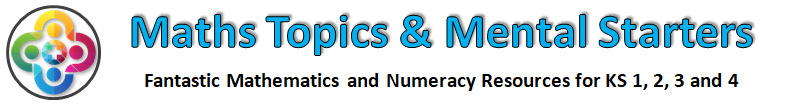 KS4 Maths Topics - Maths Mental Starters - Powerpoint Resources for Teachers